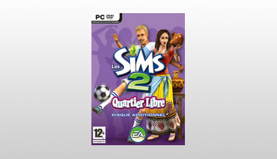 The Sims™ 2 Quartier Libre