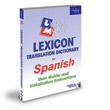 Spanish Lexicon Translation Dictionary