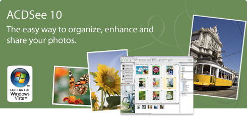 ACDSee Photo Manager version 10