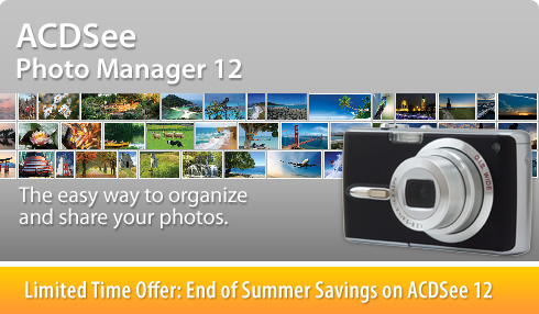 Acdsee photo manager 12 торрент
