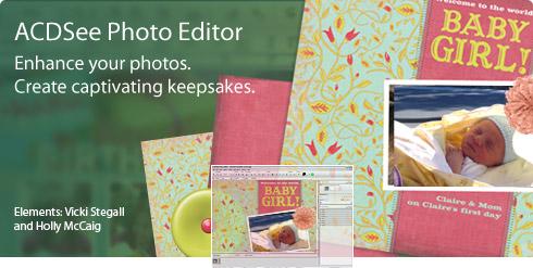 הורדה|Acdsee Photo Editor  v.|עורך תמונות אלבום חדש!!!