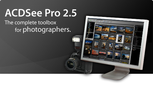 Nέο ACDSee™ Pro Photo Manager 2.5 ACDSee-Pro-Detail-Page-Header