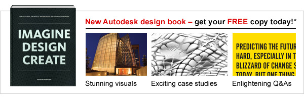 New Autodesk design book - get your FREE copy today!
