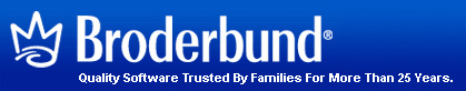 Broderbund® - Quality Software Trusted By Families For More Than 25 Years.