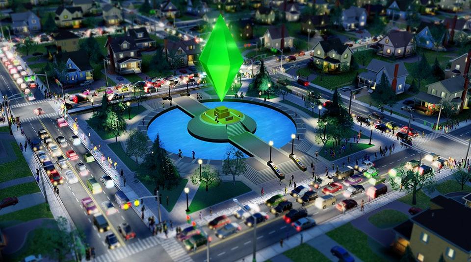 скачать The Sims 3 Студенческая Жизнь и SimCity 5 доступны в Origin