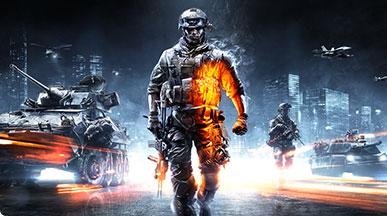 Battlefield 3 Banner