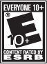 Rated E10+ for Everyone 10+