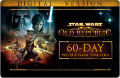 60-Day Prepaid Digital Game Time Code