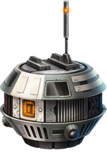 Training Droid (Virtual Pet)