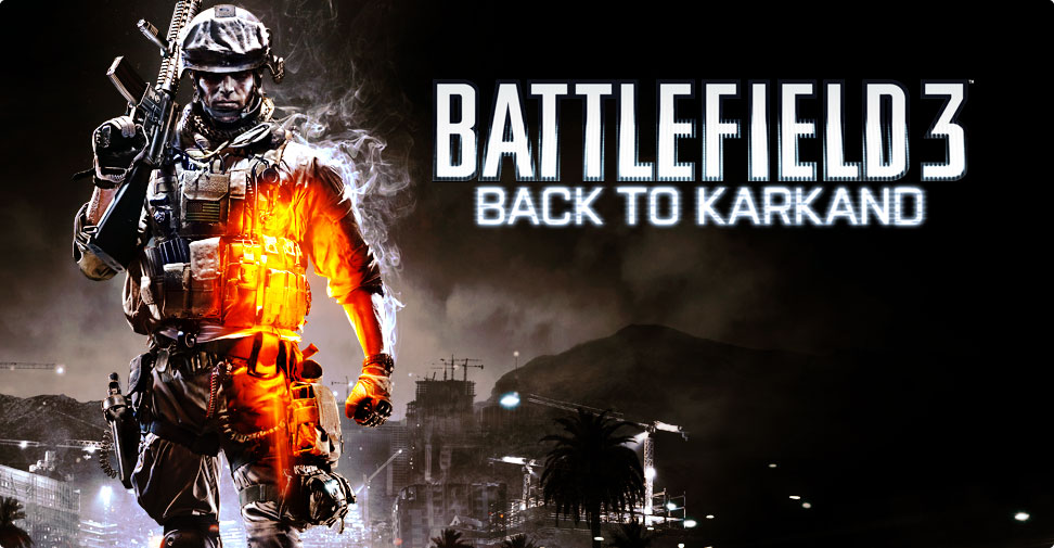 Battlefield 3: Back to Karkand Expansion Pack