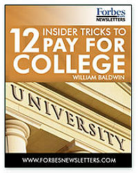 12 Insider Tricks to Pay For College Cover
