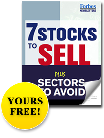 7 Stocks to Sell for 2014 - Yours Free