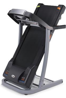 跑步機緩降系統