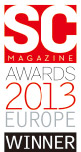 SC Magazine awards 2013 Europe