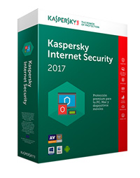 Kaspersky Internet Secutiry 2017