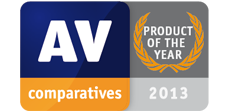 AV Comparatives - Product of the Year 2013