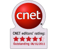 CNET editors' rating