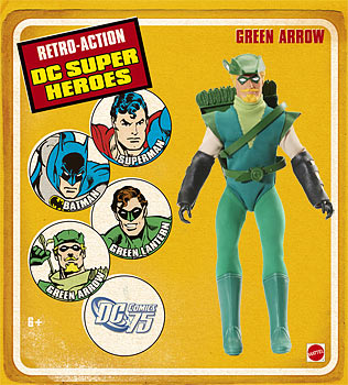 [News]   Retro-Action Super héros par Mattel. RetroAction_GreenArrow2