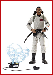 "Ghostbusters™6"" Winston Zeddemore™ Figure (with trap)"