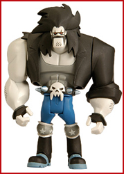 Justice League Unlimited Lobo