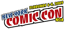 2009 New York Comic Con Banner