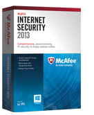 McAfee?Total Protection 2013