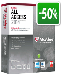 McAfee® All Access 2014