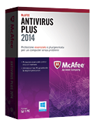 McAfee® Anti Virus 2014