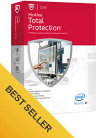 McAfee Total Protection - Best Seller