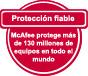 Protección fiable