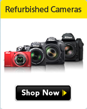 Refurbished Cameras - Shop Now