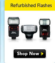Refurbished Flashes - Shop Now