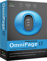OmniPage Professional 17