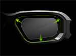3D Vision 2 Wireless Glasses