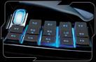 Teclado Gamer Razer Nostromo by Belkin - USB - N52