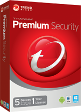 Titanium Premium Security