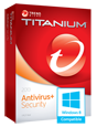 Trend Micro Titanium Antivirus Security
