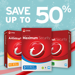 Trend Micro February Sale � Save up to 50%