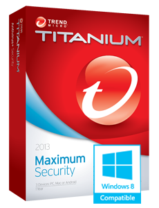TITANIUM Maximum Security 1 year