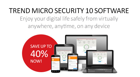 Trend Micro Security 10 Software