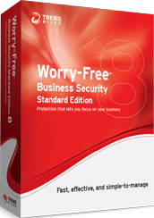 Trend Micro Worry-Free Business Security Standard Buy More & Save More