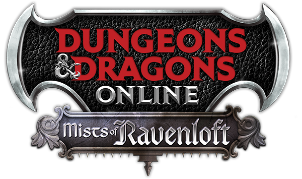 Dungeons & Dragons Online Mists of Ravenloft Logo