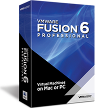 Run Windows XP with Fusion 6 Professional