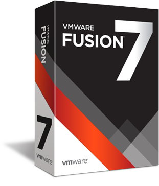 VMware Fusion vs Parallels Desktop – VMware Fusion 7 Box Shot