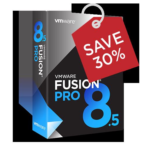Fusion 8.5 Pro. SAVE 30%