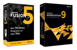 Fusion 5 Professional and Workstation 9