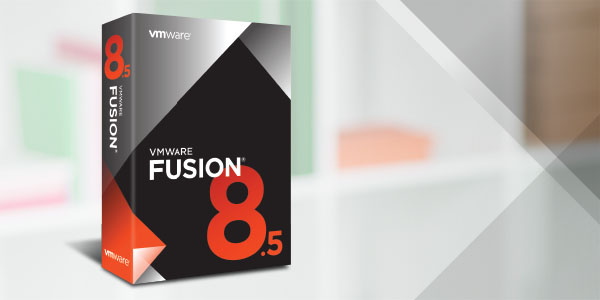 Fusion 8 now available banner