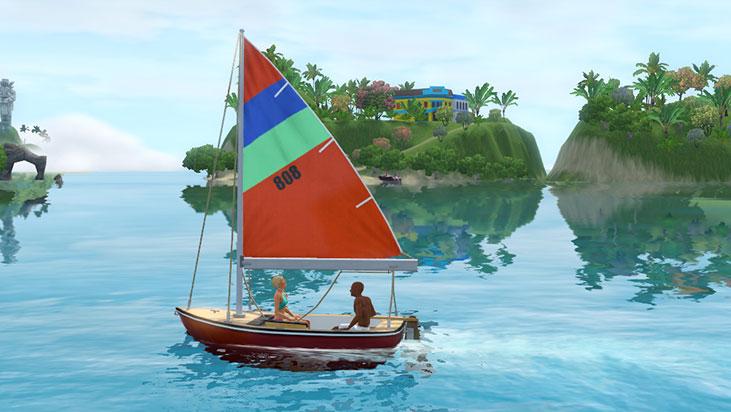 「嘉年华服装包」收录了两套独家新服装,让您的岛屿假期更欢乐!