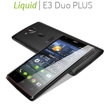 Liquid E3 Duo PLUS
