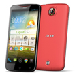 Acer Liquid | S2 Tablet Phone, Metallic Red